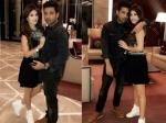 Bigg Boss 11 Lovebirds Bandgi Puneesh Party Delhi Reveal Valentines Day Plan Pungi Wedding