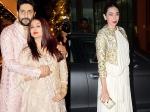 Abhishek Bachchan Helped Aishwarya Rai Bachchan To Avoid Karisma Kapoor At Shahrukh Khan Party