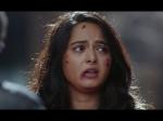 Anushka Shetty Just Imitated Prabhas Thanks To Bhaagamathie Trailer Baahubali 2 Hagover