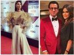 Bigg Boss 11 Hina Khan Ronit Roy Bag Ht Most Stylish Tv Personality Awards Pics