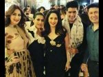 Divas In A Frame Kajol Madhuri Dixit And Sonali Bendre S Reunion Will Leave You Asking For More