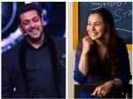 Bigg Boss 11 Rani Mukherjee To Promote Her Comeback Film Hichki On Salman Khan Show