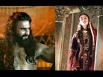 Oh Gosh When Ranveer Singh Made Aditi Rao Hydari Flinch On The Sets Of Padmaavat