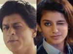 Priya Warrior Wants To Work With Shahrukh Khan Ranveer Singh Deepika Padukone