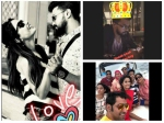 After Spending Quality Time With Family Goa Hina Khan Celebrates Bf Rocky Birthday V Day Sri Lanka