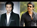 Saaho In Trouble Because Of Prabhas Cold War With Karan Johar