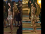 Leaked Pic Katrina Kaif Shimmers In Gold On The Sets Of Thugs Of Hindostan