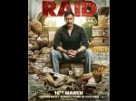 Raid Poster Ajay Devgn As A Tough Income Tax Officer Is Here To Get Confiscate Your Black Money