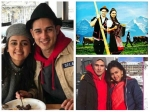What Are Bigg Boss 11 Priyank Sharma Ppk Tejaswi Prakash Doing In Switzerland Pics
