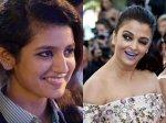 Priya Varrier Wink Vs Aishwarya Rai Shahrukh Khan Deepika Padukone