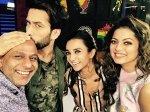 Drashti Dhami Tags Vivian Dsena Mr Know It All Nakuul Mehta Want Drashti Hire Stylist Ira Dubey Show