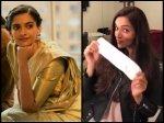 Sonam Kapoor Deletes Deepika Padukone Padman Video On Instagram Fans Call Her Insecure Jealous