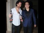 Tiger Shroff Sajid Nadiadwala Hat Trick With Baaghi
