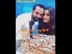 Zero Katrina Kaif Posts A Picture With Birthday Boy Abhay Deol And It S Super Cute