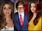 Amitabh Bachchan Discriminates Between Aishwarya Rai Bachchan Shweta Bachchan Fans Slam Him Women Da