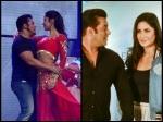 Dabangg Tour Pune Pictures Salman Khan Katrina Kaif Pda Grabs Eyeballs Media Asks About Iulia Vantur