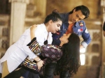 Loveratri Aayush Sharma And Warina Hussain Put On Their Dancing Shoes