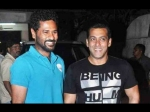 Salman Khan Is Not Fake Like Others Whatever He Says He Does From The Heart Prabhudeva