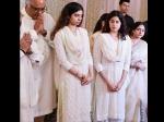 Shocking Twist At Sridevi Chennai Prayer Meet Here Is Why Sister Srilatha Was Missing Everywhere