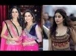 After Sridevi S Demise Madhuri Dixit Replaces Her In Abhishek Varman S Next Confirms Janhvi Kapoor