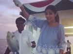Shilpa Shetty Trolled For Fishing In Maldives