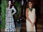 Exclusive Aishwarya Rai Bachchan Gets Snubbed By Jaya Bachchan Shweta Bachchan At A Wedding