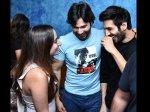 Kartik Aryan Spotted With Varun Dhawan Girlfriend Natasha Dalal See Inside Pictures From October Scr