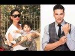 Kareena Kapoor Khan Warns Akshay Kumar And It Has Got To Do Something With Her Son Taimur