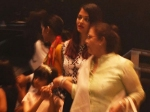 Aishwarya Rai Bachchan Celebrates Mom Vrinda Rai Birthday With Aaradhya Spotted On A Dinner Date