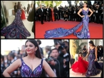 Aishwarya Rai Bachchan Shows No Mercy At The Red Carpet Of Cannes 2018 Looks Inspired By Butterfly