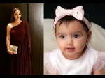 Esha Deol Shares First Photo Of Her Daughter Radhya And We Just Cannot Get Enough Of Her Cuteness