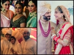 Inside Pictures From Sonam Kapoor Anand Ahuja Wedding Kareena Kapor Rani Mukerji Taimur Spotted