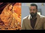 Kalank Madhuri Dixit To Play A Courtesan Sanjay Dutt Turns Raja