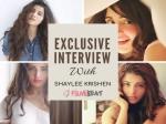 Interview With Shaylee Krishen Heroine Santosh Sivan S Next Movie Sin