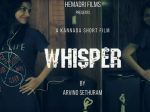 Whisper Suspense Thriller Laced With Strong Message