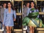 Priyanka Chopra Blazer Dress Cut Memes