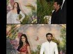 Sonam Kapoor S Wedding Party Ranbir Katrina Salman Aishwarya And Other B Town Exes Under A Roof