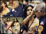 National Awards Inside Picture Boney Kapoor Breaks Down Janhvi Gets Teary Eyed While Missing Sridevi