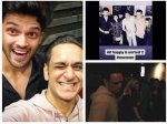 Parth Samthaan Vikas Gupta Dance Together All Happy Sorted Thanks To Palash Muchhal
