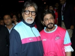 Shahrukh Khan Amitabh Bachchan Collaborate A Film Titled Badla After Ten Years