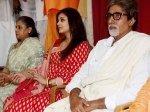 Aishwarya Rai Bachchan S Pregnancy Amitabh Bachchan Blamed Control News On Aish Delivery