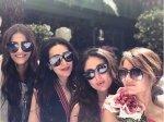 Karisma Kapoor 44 Birthday Kareena Sonam Saif Party In London
