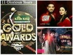 Gold Awards 2018 Divyanka Tripathi Karan Patel Hina Khan Nakuul Mohsin Shivangi Others Nominated