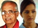 Popular Actress Manju Warrier S Father Madhava Warrier Is No More