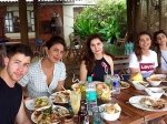 Priyanka Chopra Takes Her Romance With Nick Jonas To Goa Introduces Him To Her Family And Friends
