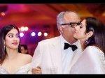 Sridevi First Wedding Anniversary Post Her Demise Janhvi Boney Kapoor Posts Are Heartbreaking