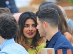 Priyanka Chopra Nick Jonas Arrive In India Mumbai Housewarming Ceremony 100crore Bungalow