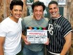 Housefull 4 Shooting Begins Akshay Kumar Riteish Deshmukh And Bobby Deol Promise Crazy Times Ahead