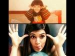 Happy 28th Birthday Kriti Sonon View Childhood Pictures