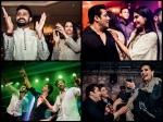 How Aishwarya Rai Bachchan Salman Khan Shahrukh Partied All Night Sonam Reception New Inside Pics